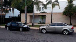 Gabinete e casa de Aécio em Brasília são alvos da PF