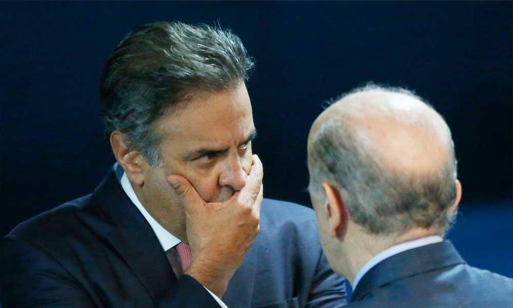 Janot pede prisão preventiva de Aécio Neves