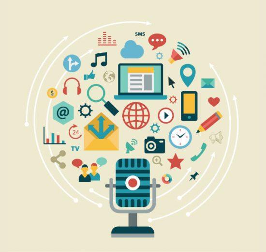Comunicação cada vez mais, de fato, social