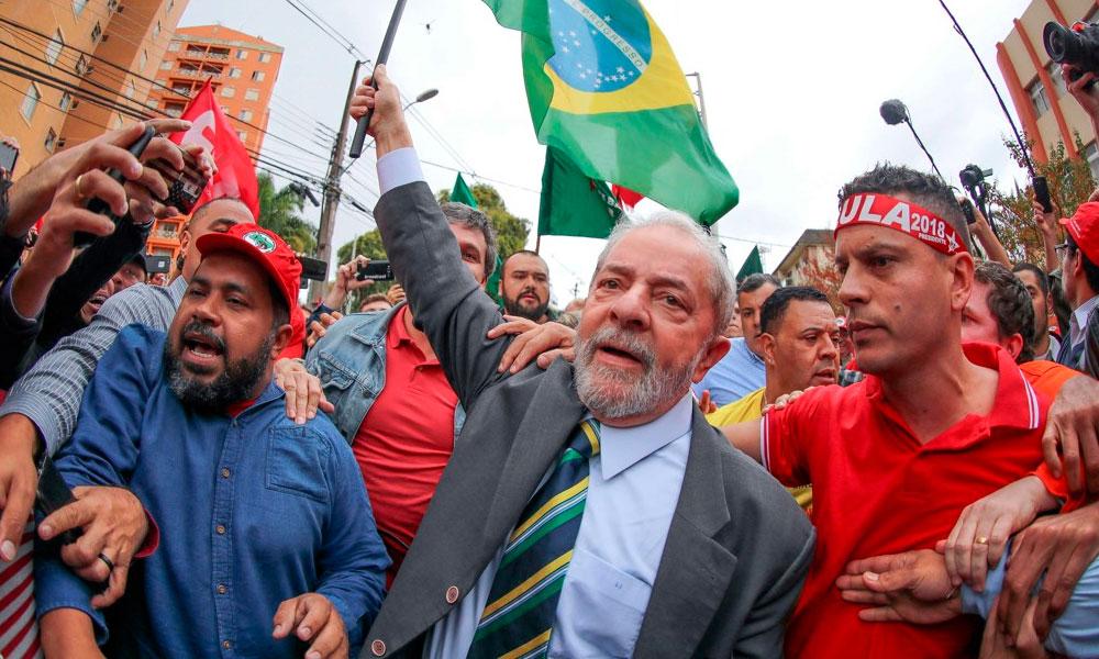 Depoimento de Lula a Moro termina após quase 5 horas