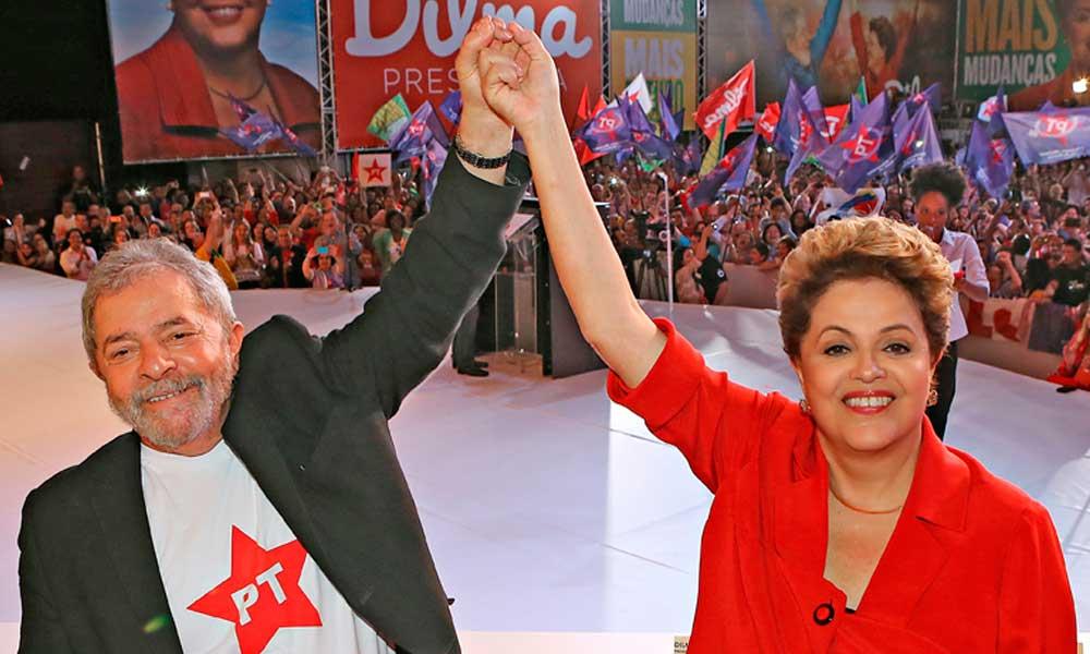 Lula e Dilma serão investigados por repasse de US$ 80 mi da J&F