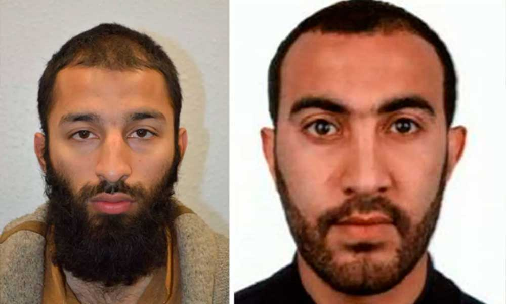 Polícia britânica identifica dois dos três terroristas responsáveis por ataque