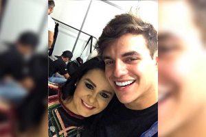 """Novo casal? Ex-BBB Antônio Rafaski para Maraísa """"Sorte que você beija bem"""""""