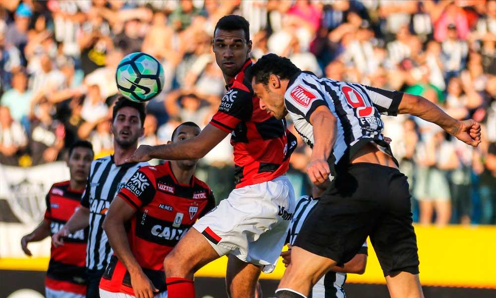 Atlético-MG busca vitória de virada sobre Atlético-GO