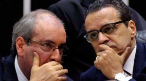 Juiz aceita denúncia contra Eduardo Cunha e Henrique Eduardo Alves