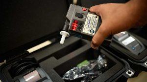 Novos etilômetros reforçam fiscalização de motoristas embriagados