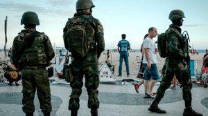 Ministro da Defesa afirma que plano de segurança para o Rio vai gerar reação de criminosos: guerra