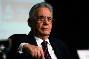 Fernando Henrique diz não ter tempo e deve recusar convite de Temer