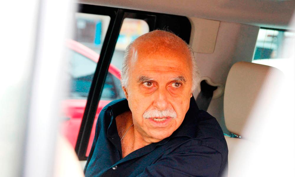 Roger Abdelmassih deixa prisão domiciliar e é levado para presídio em SP