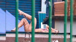Anitta posta bastidores de seu novo clipe