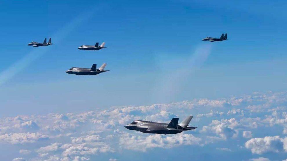 EUA e Coreia do Sul realizam manobras em zona fronteiriça com Coreia do Norte