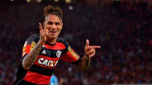 Guerrero não se recupera e desfalca o Fla na semi diante do Botafogo