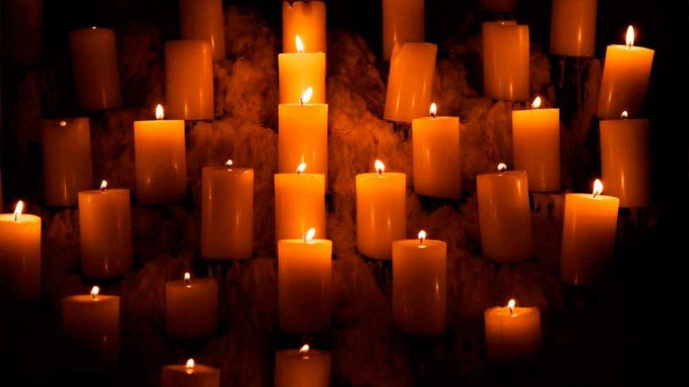 O poder das velas e suas cores