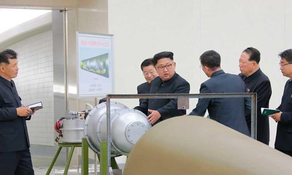 Comunidade internacional condena Coreia do Norte por teste