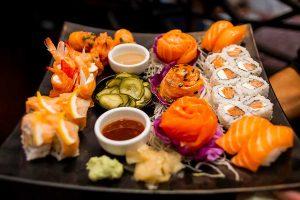 Segunda TAJ: 25% de desconto no menu oriental