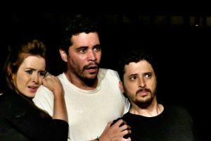 """Nova montagem do espetáculo """"Upside Down"""" faz curtíssima temporada no Teatro Oficina Perdiz"""