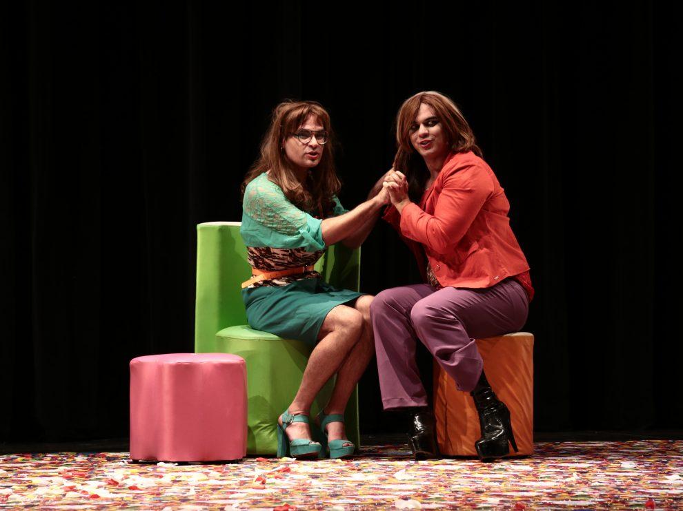 Comédia com inspiração em orixás femininas é atração do fim de semana no DF