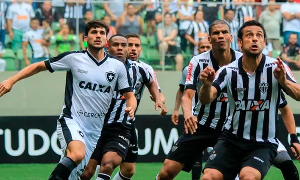 Atlético-MG e Botafogo empatam sem gols no Independência