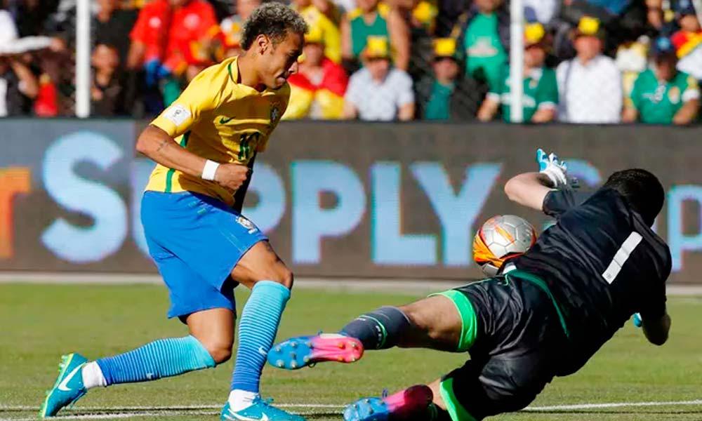 Goleiro para a seleção e o Brasil fica no zero com a Bolívia