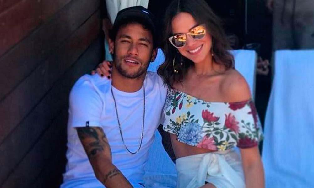 Marquezine e Neymar inspiram música sertaneja; assista