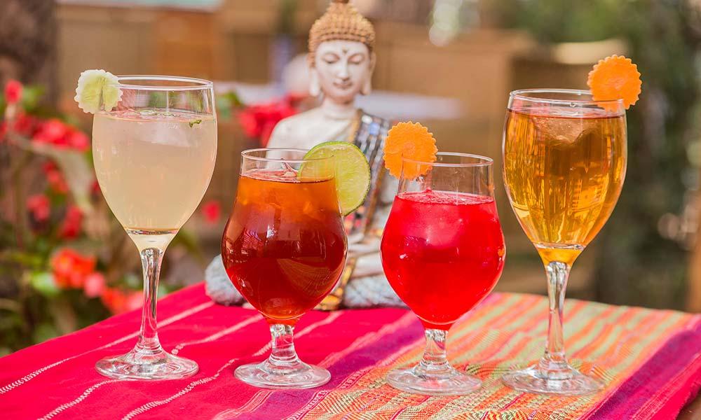 Tá calor? Restaurantes celebram a primavera com bebidas refrescantes