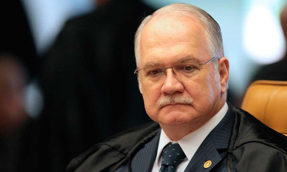Fachin é relator de pedido de Aécio para suspender afastamento do mandato