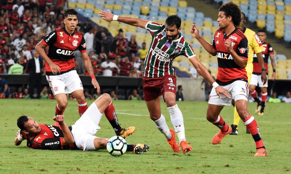 Flamengo e Fluminense empatam no Maracanã