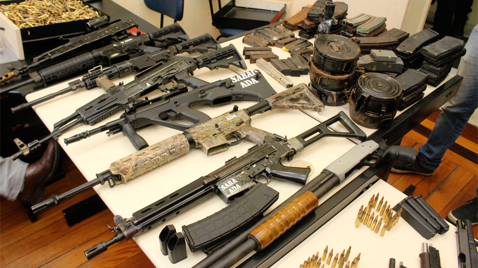 Sancionada lei que torna crime hediondo posse ou porte ilegal de fuzil