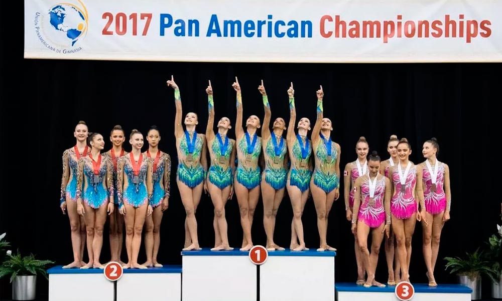 Meninas da ginástica batem EUA, fazem história e faturam o ouro