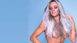 Juju Salimeni mostra prévia de seu novo ensaio nu para a Playboy