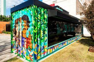 Madero une arte, arquitetura e gastronomia