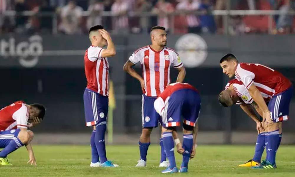 Paraguai dá mole em Assunção, perde da Venezuela e está fora da Copa do Mundo