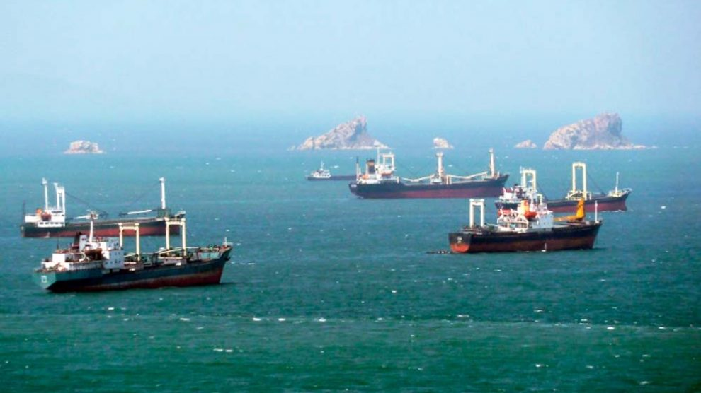 ONU proíbe acesso a portos de navios que violaram sanções à Coreia do Norte