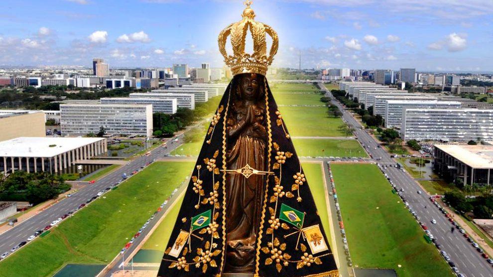 Detran altera o trânsito na Esplanada para a festa de Nossa Senhora Aparecida no feriado (12)