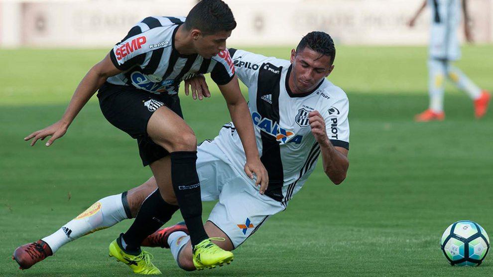 Santos só empata com a Ponte Preta em Campinas e fica mais longe do Corinthians