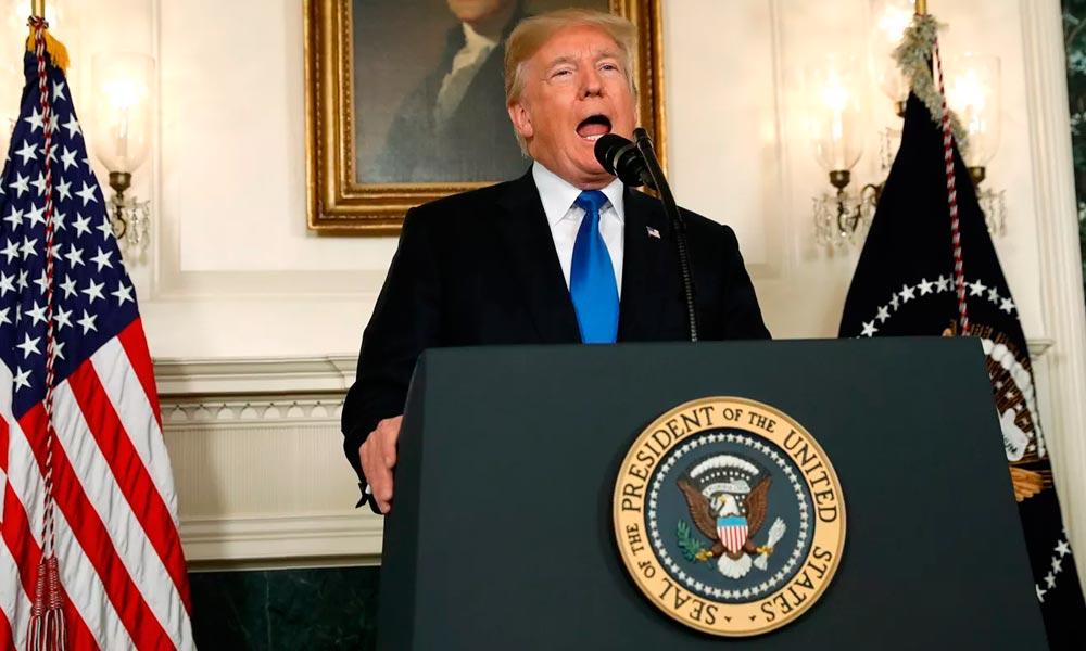 Donald Trump diz que Irã violou regras e não certifica acordo nuclear