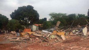 'Evangélicos devem respeitar a lei', diz governo sobre derrubada de igreja na Vila Planalto