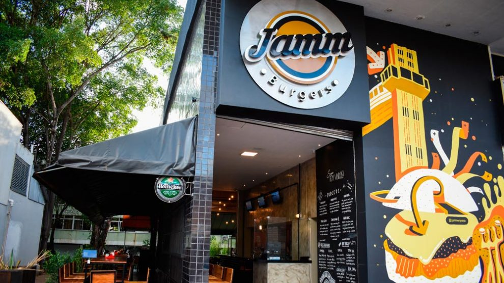 Jamm Burgers antecipa Black Friday