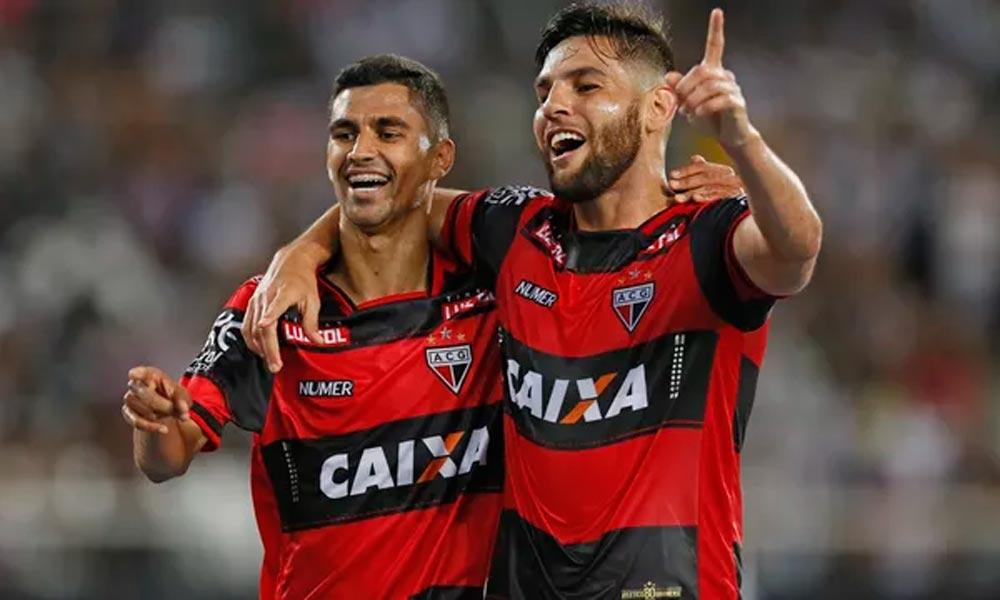 Atlético-GO vence e distancia o Botafogo do G-4