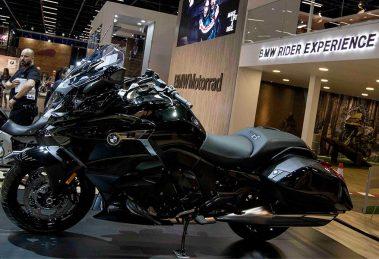 BMW oferece condições exclusivas no Salão Duas Rodas