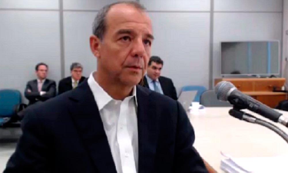 Cabral pede desculpas a Bretas por ter 'se exaltado' em audiência