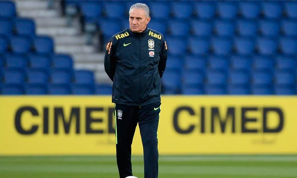 Sem Coutinho, Fernandinho e Diego, Tite não define Seleção em treino