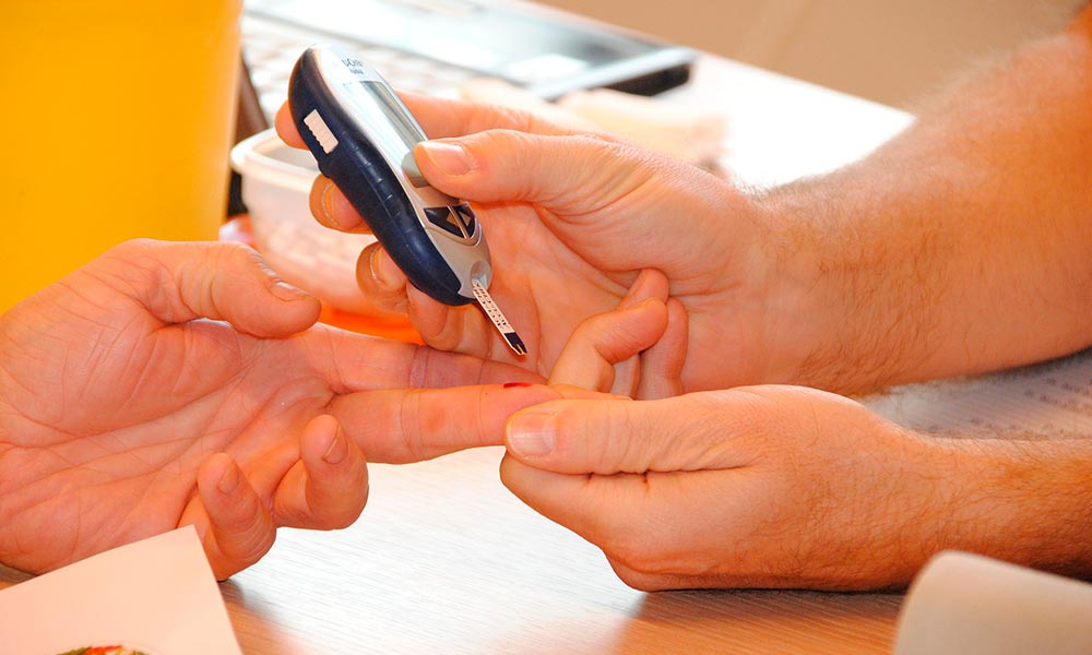 Diabetes avança no Brasil
