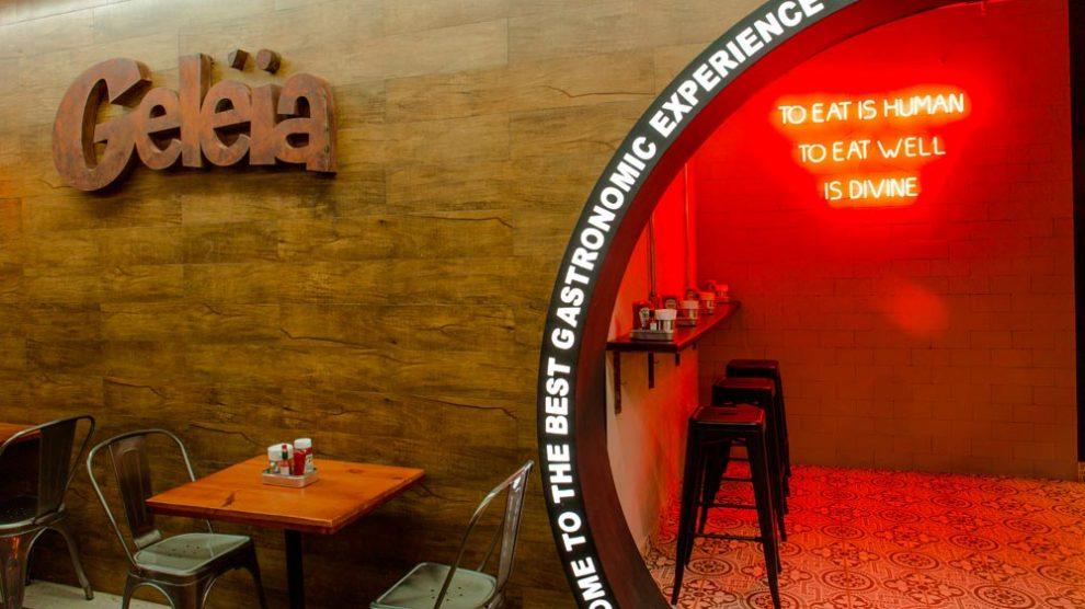 Geléia Hamburgueria inaugura loja com decoração moderna e novo cardápio, no Sudoeste