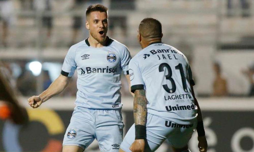 Grêmio vence 2ª seguida e afunda Ponte na degola