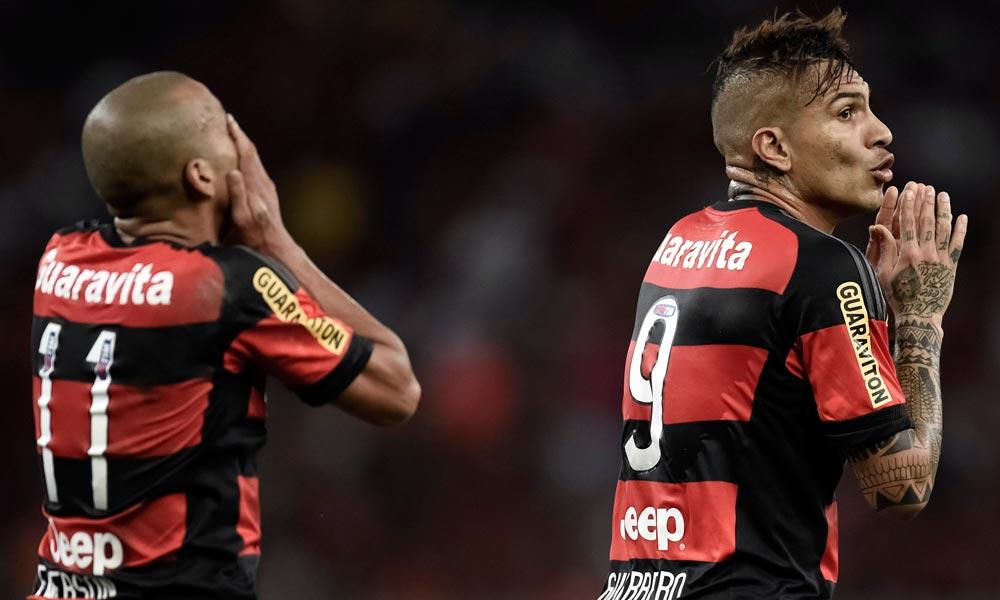 Guerrero recebe suspensão provisória de 30 dias por doping, desfalca Peru e Flamengo