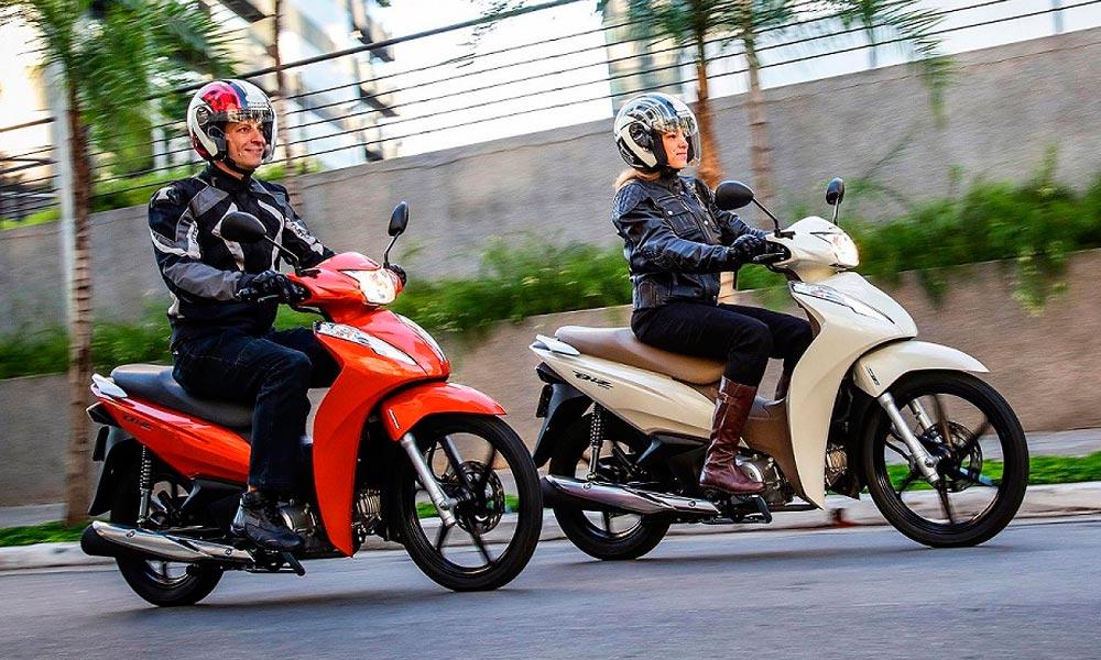Honda apresenta linha Biz 2018: mais modernas e seguras