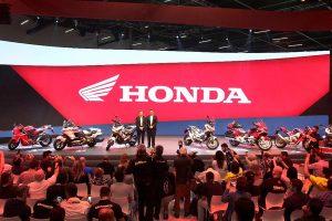 Lançamentos e atrações exclusivas marcam a participação da Honda no Salão Duas Rodas 2017