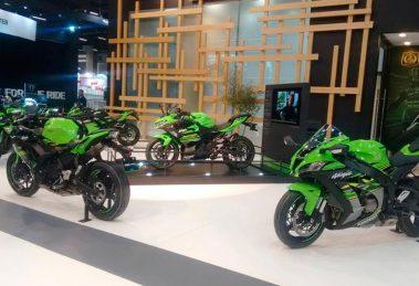Kawasaki apresenta linha 2018 e muitas novidades no Salão Duas Rodas
