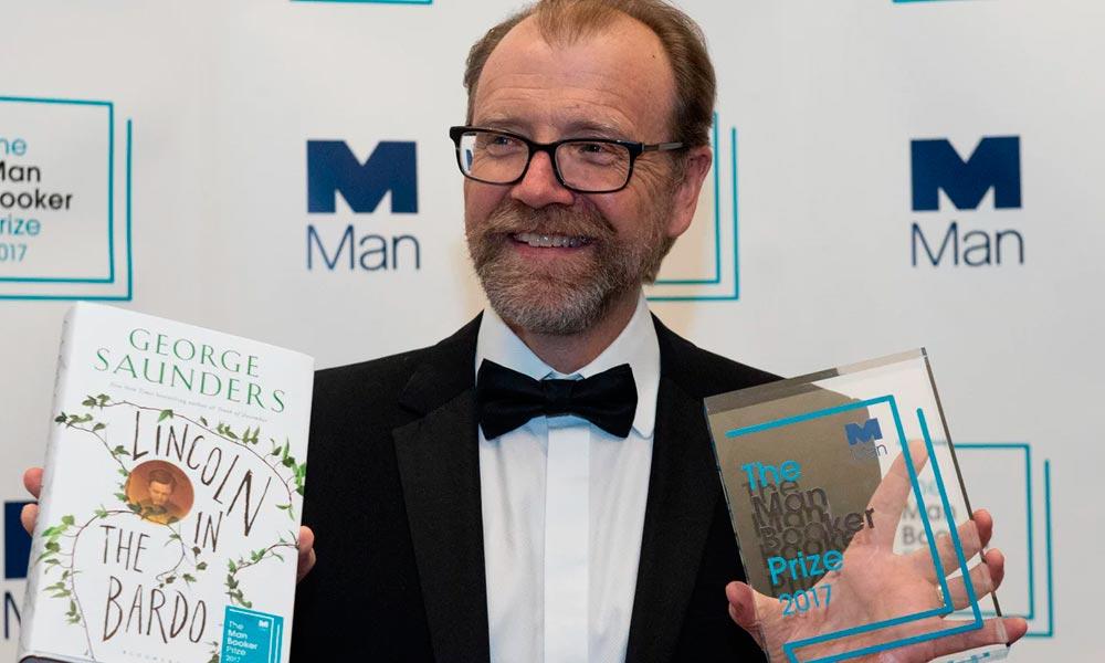 George Saunders vence o Man Booker Prize